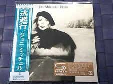 Joni Mitchell - Hejira - Japan Import - SHM-CD - WPCR-14100