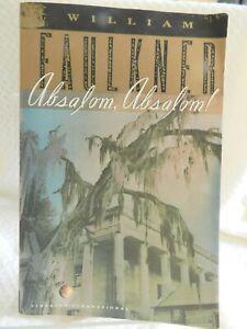 Vintage International: Absalom, Absalom! by William Faulkner (1991, Paperback)