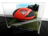✺Signed✺ ANTHONY MCDONALD-TIPUNGWUTI Essendon Football PROOF COA Bombers AFL