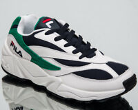 Fila Venom Low New Men's Lifestyle Shoes White Navy 2018 Sneakers 1010255-00Q