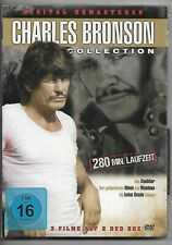 Charles Bronson Collection -  2 DVD 2009 - 3 Filme NEU
