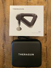 Theragun G3 Percussive TherapyDevice - Opened But Never Used