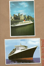 Not Available Printed Collectable Sea Transportation Postcards