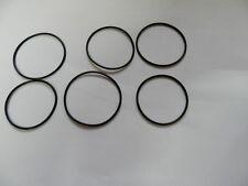 6 Stück Antriebsriemen für CD Player usw. 13,0 mm x 1,0 mm