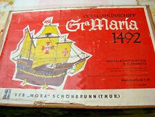 Modellbaukasten   Schiff Santa Maria 1: 50 Holz