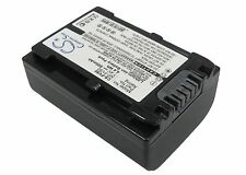 Li-ion Battery for Sony HDR-TG3E HDR-CX150E HDR-HC7 DSLR-A330 HDR-CX370V HDR-HC3