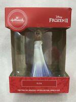 Hallmark Disney Frozen II Elsa Christmas Tree Ornament 2020 New In Box