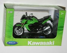 Welly - '07 KAWASAKI Z1000 - Motorbike Model Scale 1:18