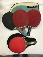 New listing Table Tennis Paddles - JOOLA ZOLLI CROSS, ROSSI CARBON, STIGA TRIUMPH, HARVARD