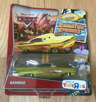 Disney Pixar Cars Yellow Ramone - Radiator Springs Classic - New In Box