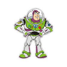 Sticker plastifié BUZZ l'ECLAIR Ranger de l'Espace TOY STORY - 13cm x 10cm