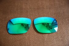 PolarLenz Polarized Green Replacement Lens for-Oakley Holbrook sunglasses