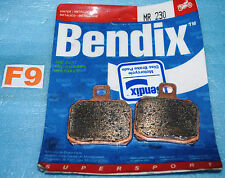 2 plaquettes de frein BENDIX Ducati 848 1098 1198 Monster 696 796 1100 695 900
