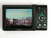 FullSpectrum UMBAU CANON PowerShot A2300 Digitalkamera 16MP Vollspektrum Cam 2