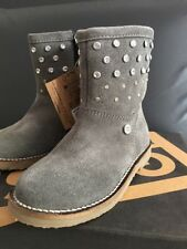 Bottes Gioseppo Taille 25 Grises Duncan