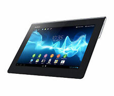 "SONY XPERIA TABLET S 16GB WI-FI 9.4"" INCH SGPT121GB BLACK/SILVER PC"