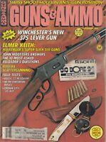 Magazine GUNS & AMMO November 1978 ELMER KEITH: Mikkenger's Super Slick Six-Guns