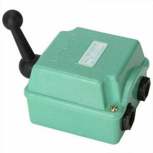 Wasserdicht Staubdicht Einfach Betrieb Drehschalter Trennschalter Starkstrom 15A