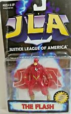 The Flash Justice League of America(Jla) w/ collectors display stand! 1998. Moc