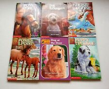 Lot of 10 ANIMAL ARK Paperback Chapter Books By Ben M BAGLIO - Young Readers
