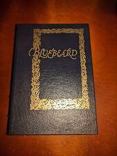 KURT VONNEGUT Bluebeard SIGNED FIRST EDITION with Franklin Mint Letter