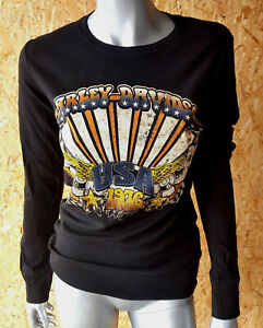 Harley Davidson Damen Gr. M T-Shirt Neu und ungetragen Shirt