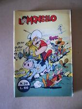 IL MONELLO n°26 1969 Nico Fidenco Paola Pigni  [D1]