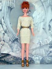 Foxy & Funny I Love Lucy Doll With Implanted Nipples, Cute Vintage Outfit