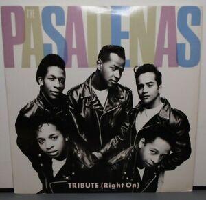 PASADENAS TRIBUTE (NM) 44-68203 12 INCH SINGLE  VINYL RECORD