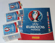 Panini EM EURO 2016 France - ED. SOUTH AMERICA 3 x DISPLAY BOX + LEERALBUM ALBUM
