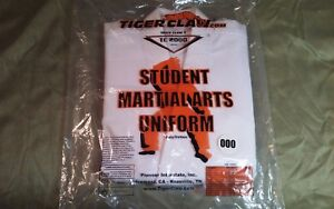 NEW Karate Student Martial Arts Student Gi size 000