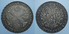 AUSTRIAN NETHERLANDS KRONENTHALER 1765 (b) MARIA TERESA SPL