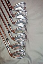 Nitro Charger XT RH Iron Set 4-SW Golf Irons Set. Excellent for beginners.