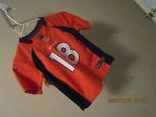 NFL  Denver Bronco #18 Jersey-100% Poly-Made in China