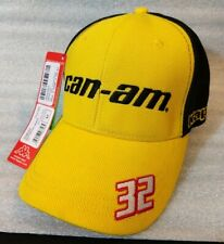 NEW Kappa Can-am Go-Fas Racing ATV Hat Cap #32 Adjustable Reg. Fit Side by Sides