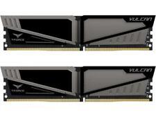 Team T-Force Vulcan 8GB (2 x 4GB) 288-Pin DDR4 SDRAM DDR4 2666 (PC4 21300) Deskt