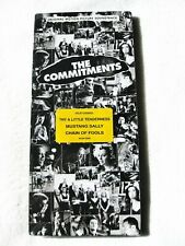 THE COMMITMENTS MUSTANG SALLY CD PICTURE LONGBOX SEALED DISC PROMO SOUNDTRACK LP