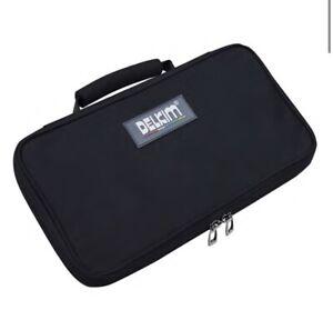Delkim Black Box - Storage Case / Bite Alarm Accessories / Fishing