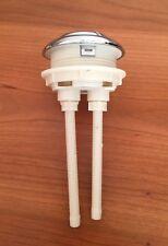 48mm WC Toilet Cistern Replacement Push Button Dual Flush Repair DIY RETRO FIT