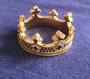 thomas sabo Men's Crown Ring