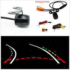 150° Car 520 TV Lines Dynamic Trajectory Moving Guide Reverse Parking HD Camera