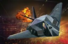 Revell 1:72 Lockheed Martin F-117A Nighthawk Stealth Jet Skill Level 3 - 03899