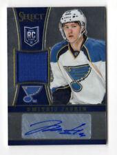 Panini Autographed NHL Hockey Trading Cards