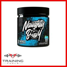 Naughty Boy Menace Pre Workout 30 Servings Pump Focus Energy