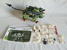 2001 Zoids LIGER ZERO with customized parts PANZER UNIT CP21 100% COMPLETE