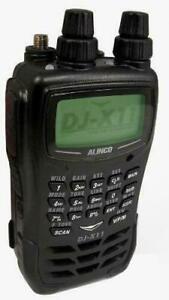 Alinco DJ-X11 Wideband Receiver Receivers DJ – Medium