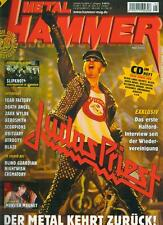 Metal Hammer 2004/05 (Judas Priest)