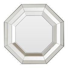 Premier Wall Mirror, Octagonal Frame Modern Design 60 x 3 x 60cm