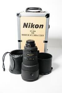 Nikon Nikkor AF-I 300mm f2.8 D ED Lens AFI #238