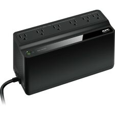Apc Ups 450Va Ups Battery Backup Surge Protector, 6 Outlets, Back-Ups Bn450M